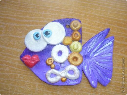 Рыбка-радуга фото 3