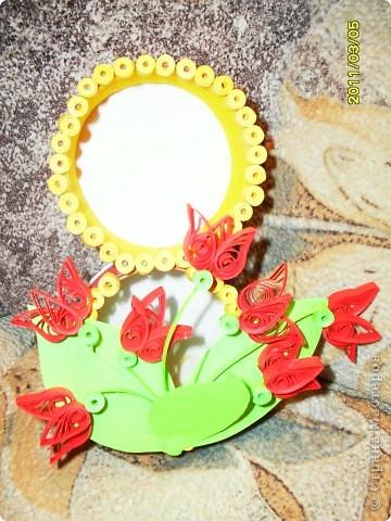 Сувенир к 8  Марту. фото 2