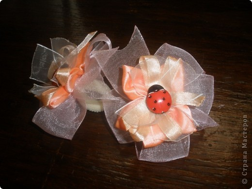 Резинки для любимой доченьки. фото 1