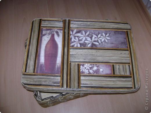 мои первые коробочки фото 1