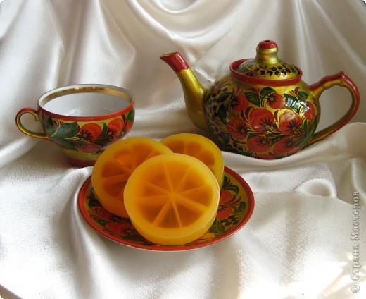 лимоны к чаю. фото 1