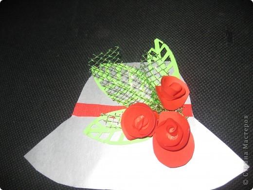 После полученных в подарок рубашек http://stranamasterov.ru/node/153782  мальчики наши задумались, чем бы им девочек на 8 марта порадовать. Решили, пусть они с малых лет при шляпе приучаются быть. фото 8