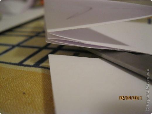 Вот такой трансформер - не трансформер у меня получился!.. От этого МК : http://stranamasterov.ru/node/133940#comment-1257193 , у меня осталось очень много неполучившихся деталек. И покрутив её в руках, я изобрела трансформер. фото 11