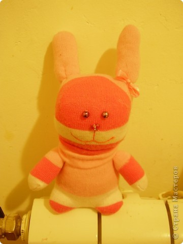 Повторюшки - игрушки из носков фото 1