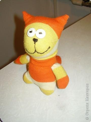 Повторюшки - игрушки из носков фото 3