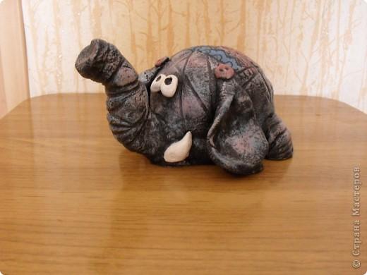 мой слоняшка! фото 1