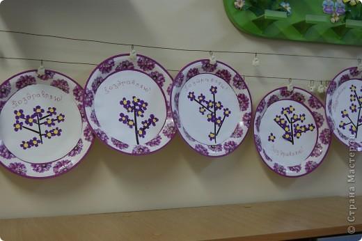 тарелочки для мамочки фото 3