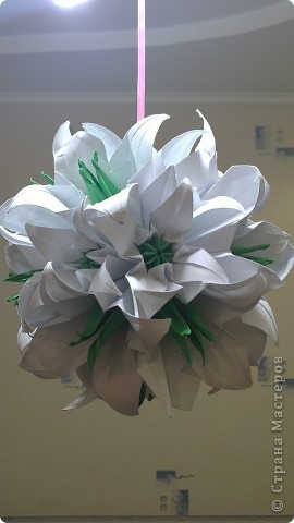 Белая лилия фото 1