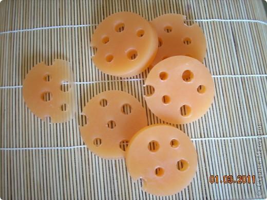 мыло с ароматом манго,шоколада и апельсина. фото 5