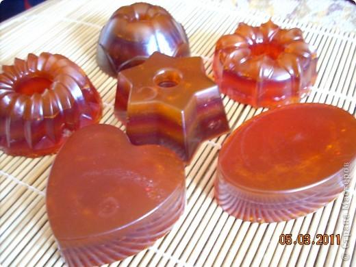 мыло с ароматом манго,шоколада и апельсина. фото 1