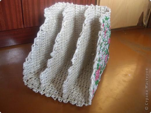 У дочи на столе постоянно куча бумаг, теперь их можно рассортировать. фото 1