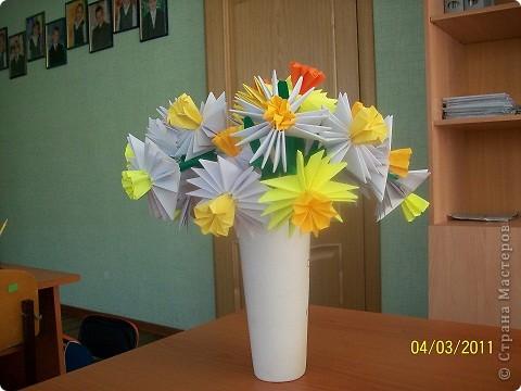 День Доброты 3 марта. Это наши добрые тюльпаны - подарки для мамочек.  фото 3