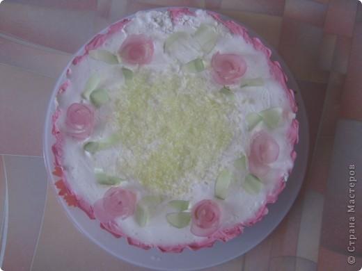торт-мыло фото 1