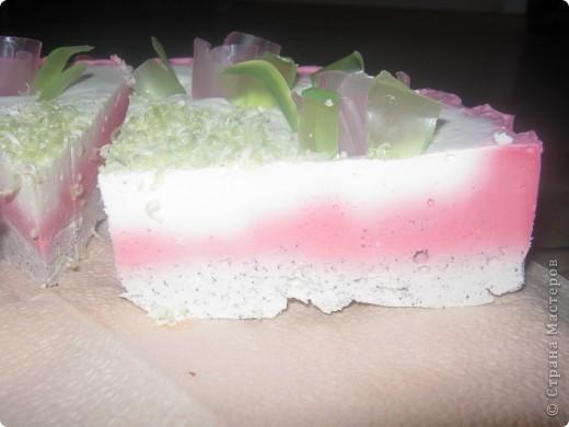 торт-мыло фото 3