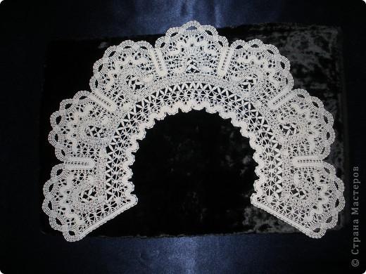 Гардероб Плетение на коклюшках