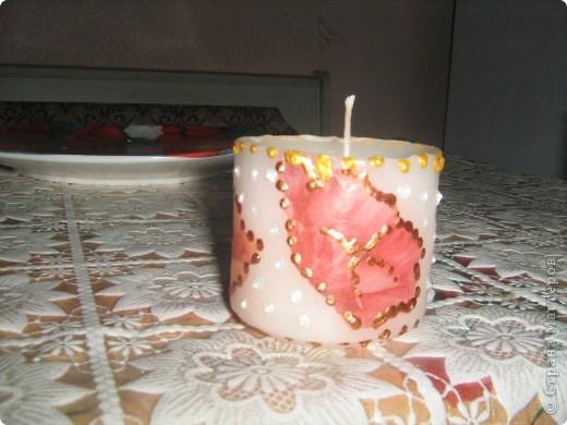 свечи фото 2