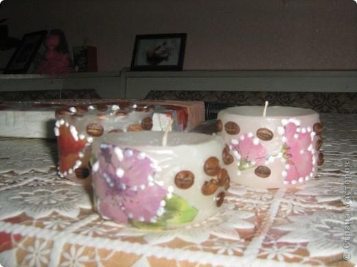 свечи фото 5