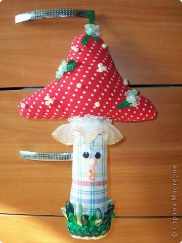 Первая игрушка сделана руками. фото 1
