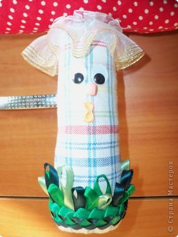 Первая игрушка сделана руками. фото 2