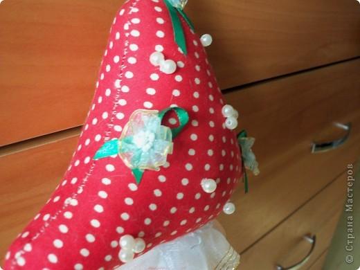 Первая игрушка сделана руками. фото 5