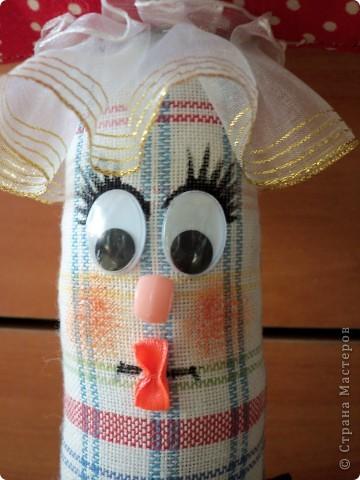 Первая игрушка сделана руками. фото 7