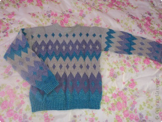 Мамино вязание фото 2