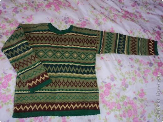 Мамино вязание фото 4