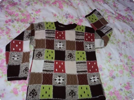 Мамино вязание фото 7