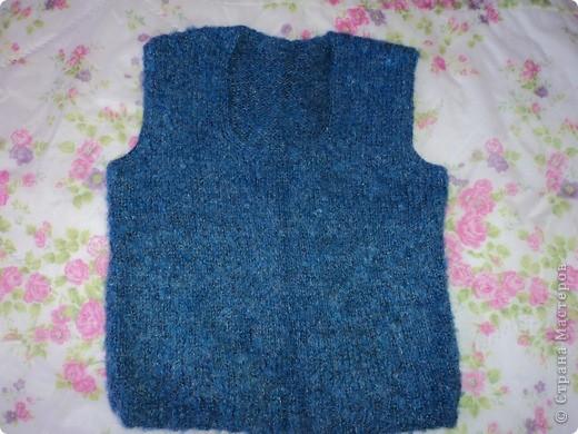 Мамино вязание фото 8