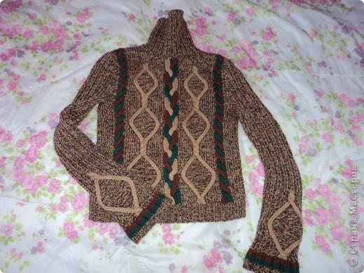 Мамино вязание фото 9