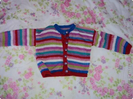 Мамино вязание фото 17