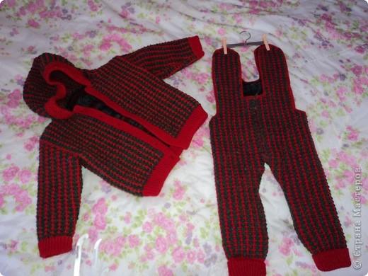 Мамино вязание фото 19