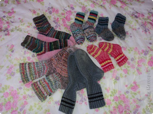 Мамино вязание фото 26