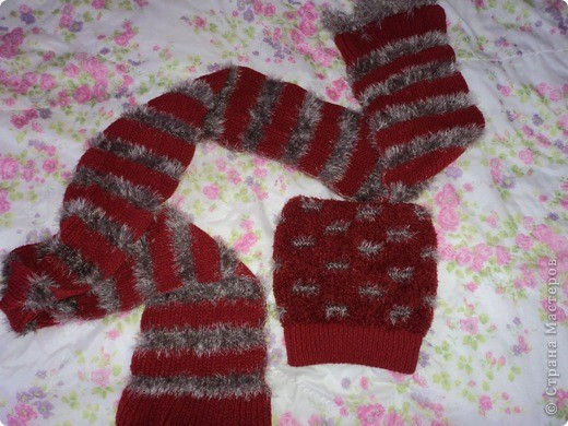 Мамино вязание фото 24