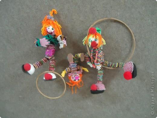 Веселая клоунада фото 1