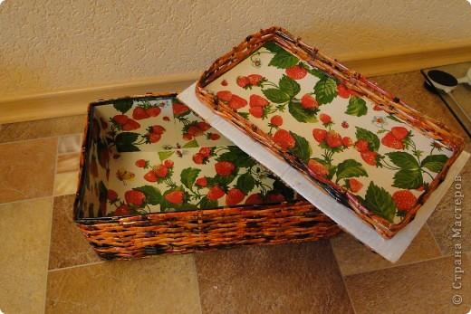 Коробочки-плетеночки фото 5