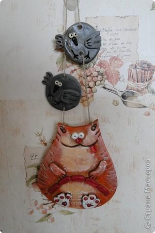 Кошки -повторюшки )) фото 1
