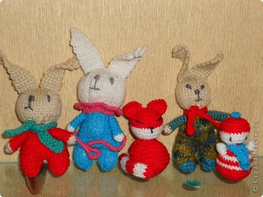 Семейство зайцев фото 1