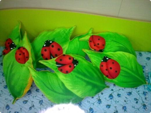 декоративные подушки для Детской