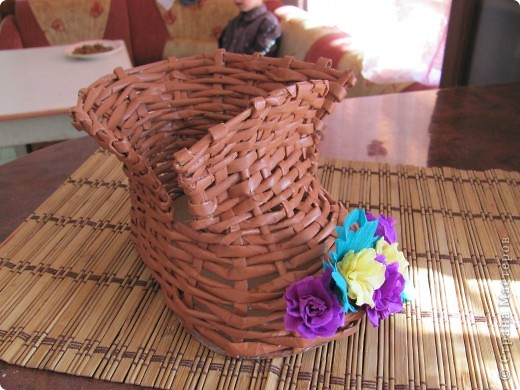 Вот, наплела своим бабушкам подарочков. фото 4