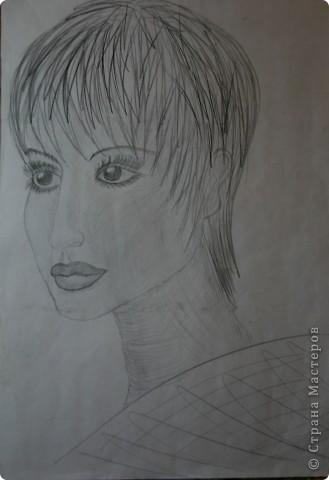 первые рисунки карандашом фото 2