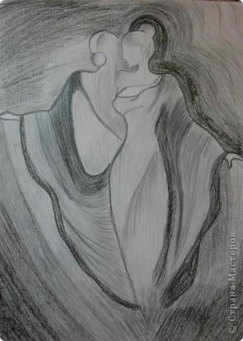 первые рисунки карандашом фото 9