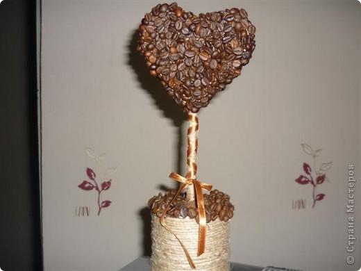 Мое второе кофейное сердечко фото 6