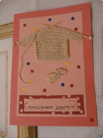 Вот такой наборчик я срукодельничала на рождение дочки для моей подруги фото 3