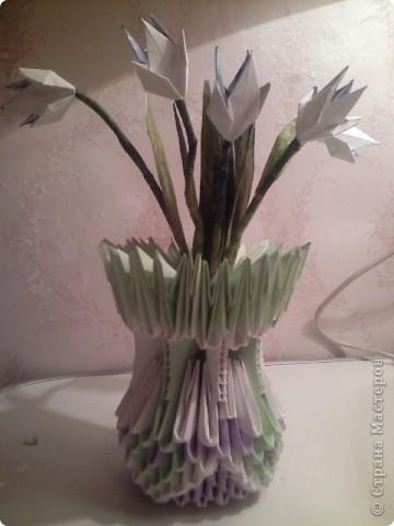 Цветы из пасты для лепки фото 3