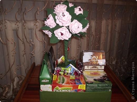 конфетные букеты фото 11