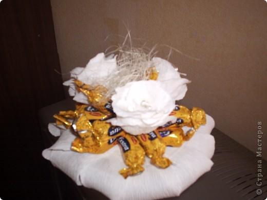 конфетные букеты фото 9