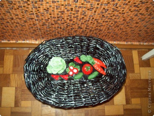 Корзина для овощей фото 2