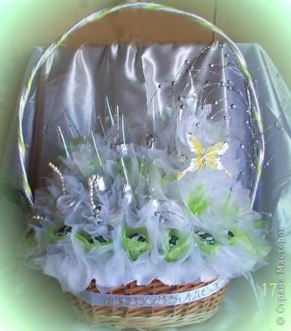 Букет из конфет. фото 1