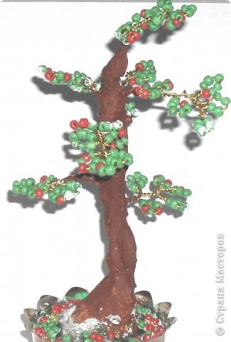 Это мое первое дерево, назвали ЗОЛОТОЕ, сделано из пайеток фото 2
